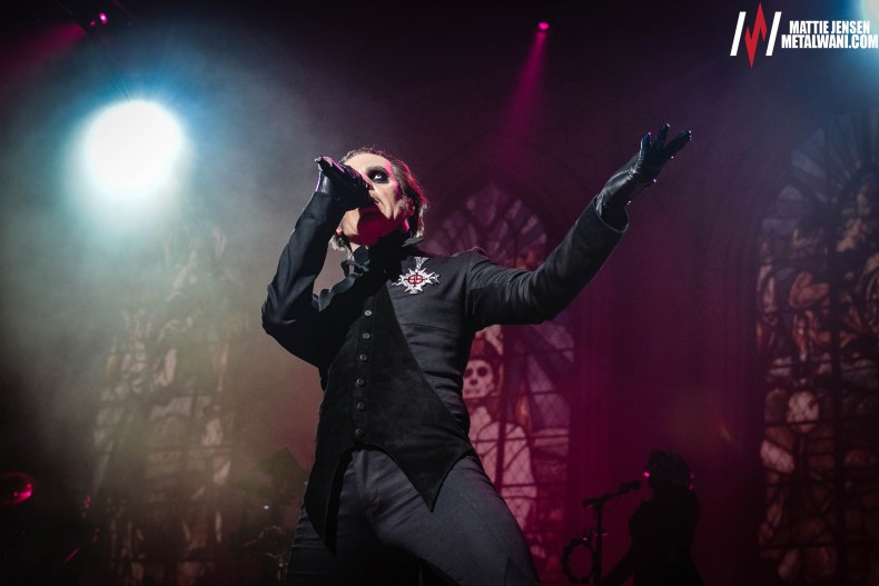 "GHOST 22 - GHOST Mastermind: ""There's a Lack of New Talent & Ambition in Rock"""