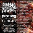 Morbid Angel tour post 2018 - GIG REVIEW: Morbid Angel & Origin Live at Slim's, San Francisco