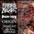 Morbid Angel tour post 2018 - GIG REVIEW: Morbid Angel & Origin Live at Slim's, San Francisco