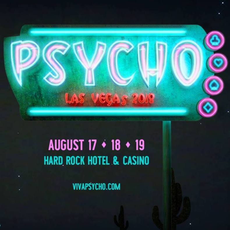 Psycho 1 - FESTIVAL REPORT: DANZIG Announced As Final Headliner For Psycho Las Vegas 2018 Edition