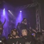 RAGNAROK 8 - GALLERY: Marduk, Ragnarok, Unlight & Azziard Live at The Dome, London