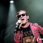 STONE SOUR 02 - GALLERY: Welcome To Rockville 2018 Live at Metropolitan Park, Jacksonville, FL - Day 2 (Saturday)