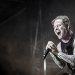 STONE SOUR 07 - GALLERY: Welcome To Rockville 2018 Live at Metropolitan Park, Jacksonville, FL - Day 2 (Saturday)