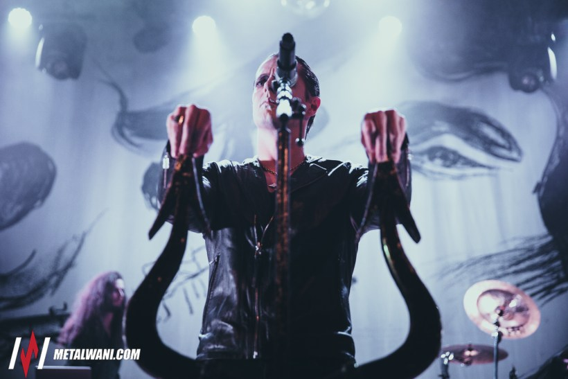 Satyricon 8 - GIG REVIEW: Satyricon, Goatwhore, Panzerfaust & Blood of Christ Live at the Opera House, Toronto