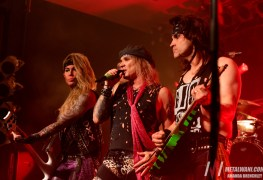 SteelPanther 200518 16 - STEEL PANTHER Member Says He Isn't Worried About SLAYER & ANTHRAX Stealing Their Chicks
