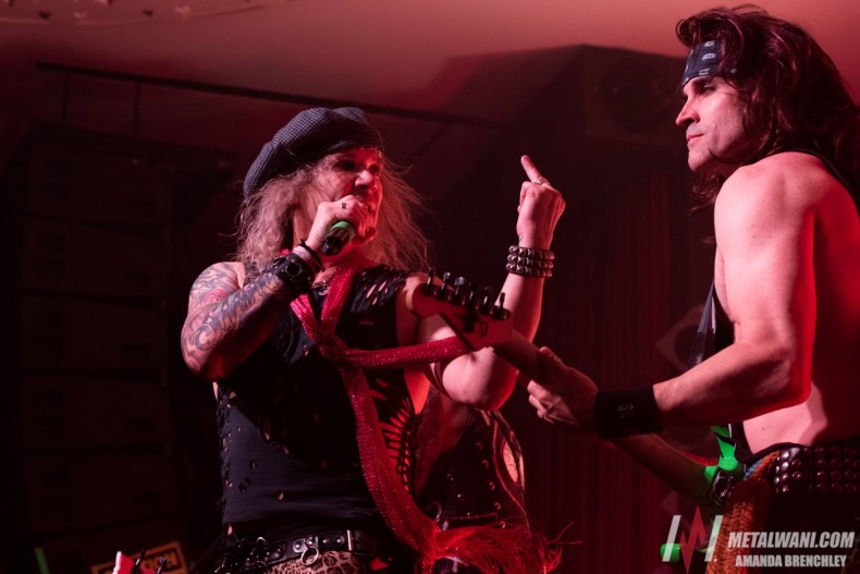 SteelPanther 200518 17 - Michael Starr & Stix Zadinia Recall The Craziest Thing They Saw in STEEL PANTHER's Moshpit