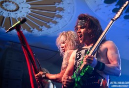 "SteelPanther 200518 6 - INTERVIEW: STEEL PANTHER's Satchel Talks B*tthole Burner Pedal & COVID-19: ""Wash Your Hands & B*lls"""