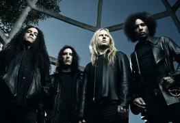 alice in chains - ALICE IN CHAINS Members Reveal How They Wrote Their New Record 'Rainier Fog'