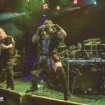 ex deo 1 - GALLERY: Ensiferum & Ex-Deo Live at O2 Islington Academy, London