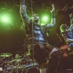 ex deo 4 - GALLERY: Ensiferum & Ex-Deo Live at O2 Islington Academy, London