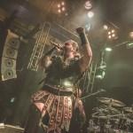 ex deo 8 - GALLERY: Ensiferum & Ex-Deo Live at O2 Islington Academy, London
