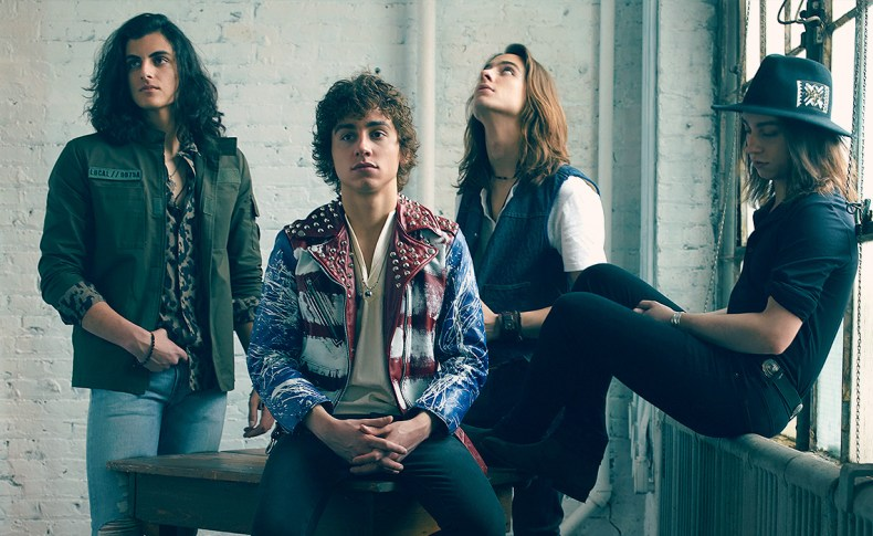 "greta van fleet - GRETA VAN FLEET Addresses Haters: ""We Are Not a Throwback Band"""