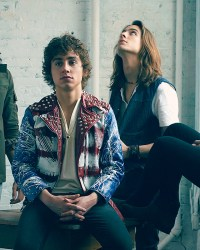 "greta van fleet - GRETA VAN FLEET: ""We are A Movement, A Peaceful Reaction To Tyranny, Oppression, Classicism And Racism"""