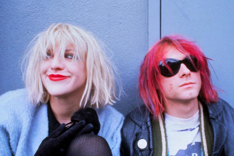 kurt courtney - Courtney Love Deeply Regret Fighting With Dave Grohl