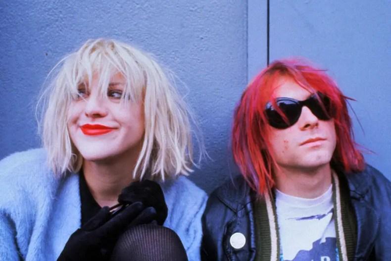 kurt courtney - Courtney Love Reveals Why Kurt Cobain Really Wanted to Quit NIRVANA