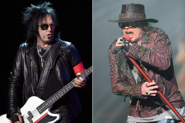 nikkiaxl - Did MOTLEY CRUE Really Rip Off 'Dr. Feelgood' From GUNS N' ROSES? Steven Adler Weighs In