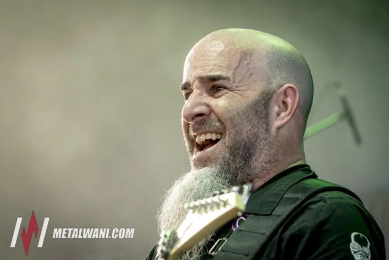 Anthrax 11 - ANTHRAX's Scott Ian Shares His Proudest Career Achievement Till Date