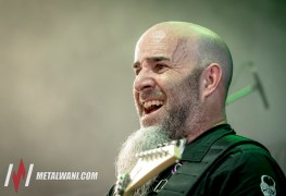 Anthrax 11 - ANTHRAX's Scott Ian Shares His Proudest Career Achievement Till Date