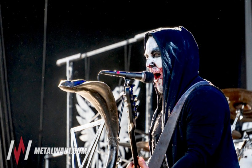 Behemoth 6 - GIG REVIEW: Slayer, Lamb Of God, Anthrax, Behemoth & Testament Live at Freedom Hill, Detroit, MI