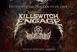 Drive - TOUR: Parkway Drive Announces Australian Tour With Killswitch Engage & Thy Art Is Murder