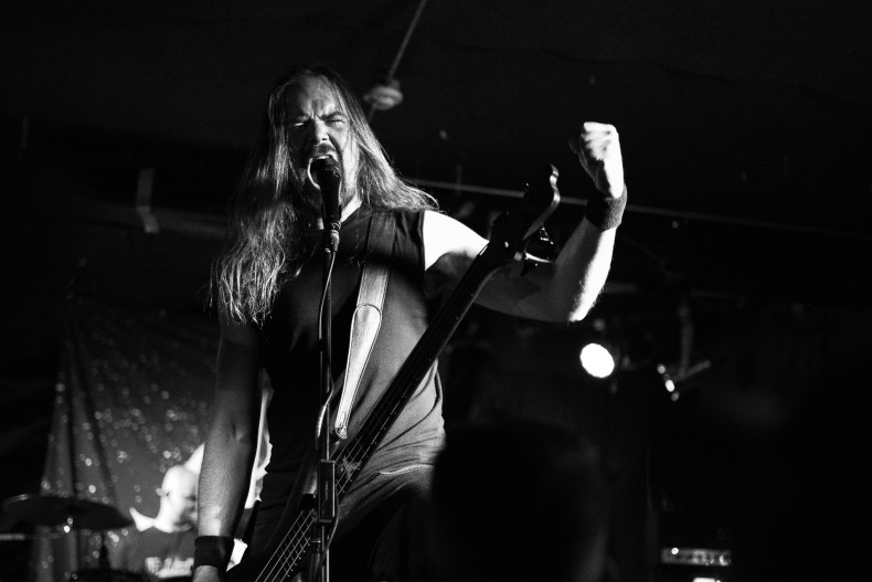 INSOMNIUM 5 - GALLERY: Insomnium, Oceans of Slumber & Bane Live at The Garrison, Toronto