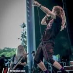 LOG 11 - GALLERY: Slayer, Lamb Of God, Anthrax, Behemoth & Testament Live at Freedom Hill, Detroit, MI