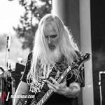 LOG 12 - GALLERY: Slayer, Lamb Of God, Anthrax, Behemoth & Testament Live at Freedom Hill, Detroit, MI