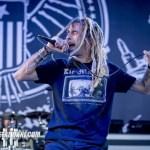LOG 13 - GALLERY: Slayer, Lamb Of God, Anthrax, Behemoth & Testament Live at Freedom Hill, Detroit, MI