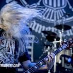 LOG 16 - GALLERY: Slayer, Lamb Of God, Anthrax, Behemoth & Testament Live at Freedom Hill, Detroit, MI