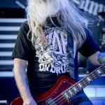 LOG 17 - GALLERY: Slayer, Lamb Of God, Anthrax, Behemoth & Testament Live at Freedom Hill, Detroit, MI