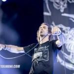 LOG 22 - GALLERY: Slayer, Lamb Of God, Anthrax, Behemoth & Testament Live at Freedom Hill, Detroit, MI