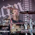LOG 4 - GALLERY: Slayer, Lamb Of God, Anthrax, Behemoth & Testament Live at Freedom Hill, Detroit, MI