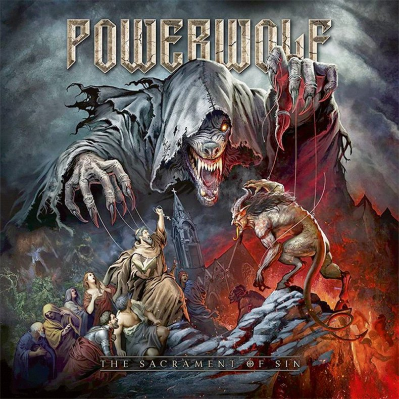 "Sacrament Of Sun - REVIEW: POWERWOLF - ""The Sacrament Of Sin"""