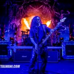 Slayer 19 - GALLERY: Slayer, Lamb Of God, Anthrax, Behemoth & Testament Live at Freedom Hill, Detroit, MI
