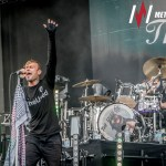 The Used 2 - GALLERY: ROCK ON THE RANGE 2018 Live at Mapfre Stadium, Columbus, OH – Day 3 (Sunday)