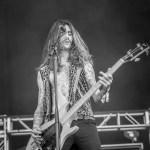 Them Evils 11BW - GALLERY: ROCK ON THE RANGE 2018 Live at Mapfre Stadium, Columbus, OH – Day 3 (Sunday)