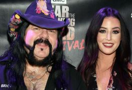 Vinnie Paul 1 - VINNIE PAUL's Girlfriend Thanks Fans For The Support; Releases An Emotional Statement