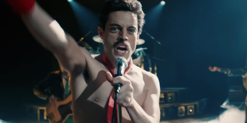 Bohemian Rhapsody Queen - Watch New Trailer For QUEEN Movie 'Bohemian Rhapsody' Starring RAMI MALEK