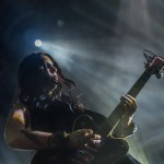 CHELSEA WOLF  7 - GALLERY: Ministry & Chelsea Wolfe Live at O2 Forum, London