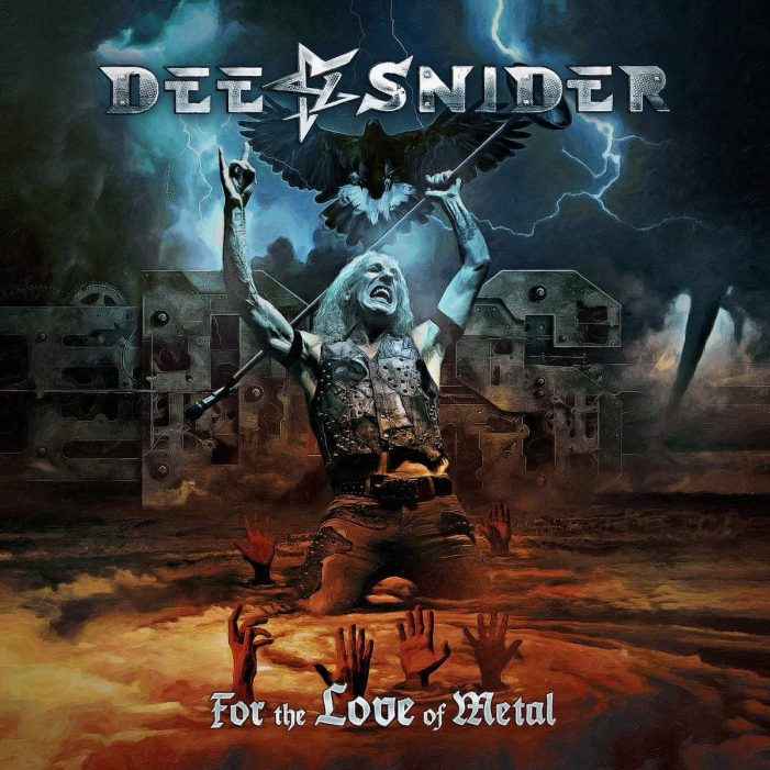 "For love of metal - REVIEW: DEE SNIDER - ""For The Love Of Metal"""