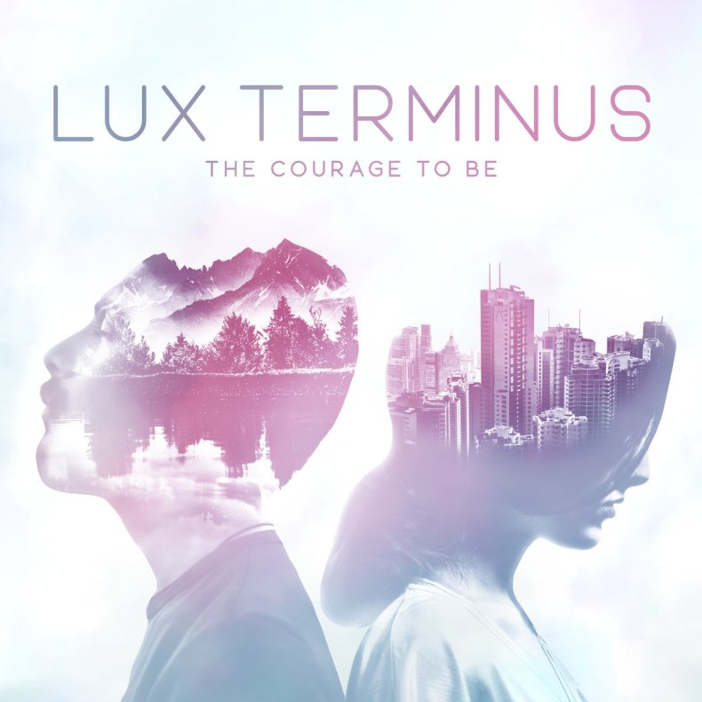 "Lux Terminus The Courage to Be - REVIEW: LUX TERMINUS - ""The Courage To Be"""