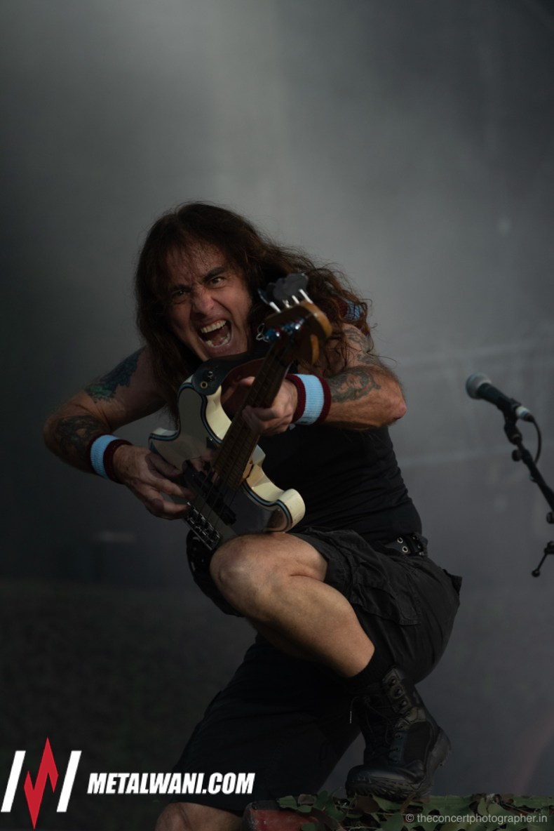"Steve Harris - IRON MAIDEN's Steve Harris Praises Blaze Bayley: ""Albums We Made With Him Were Bloody Good"""