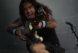 """Steve Harris - IRON MAIDEN Leader Talks Retirement: """"I Don't Want To Tempt Fate"""""""