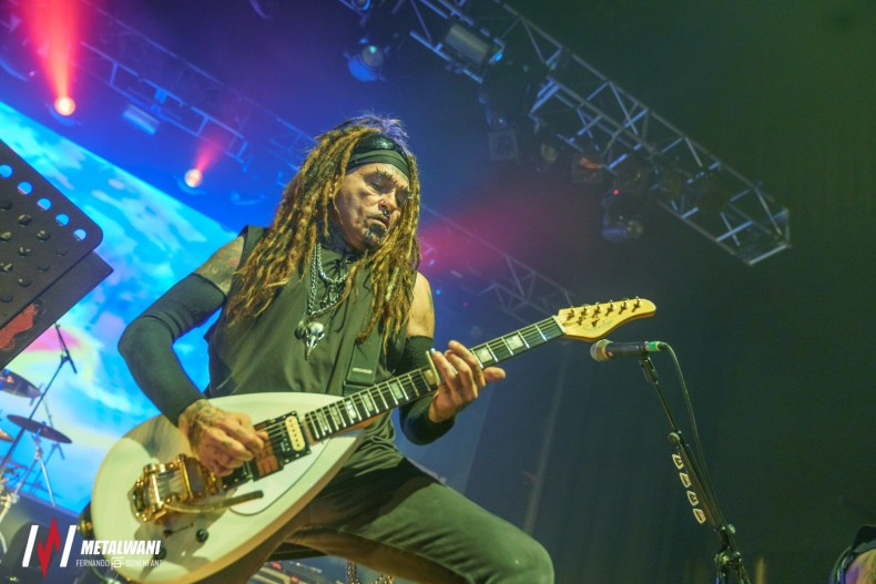 ministry  25 - GALLERY: Ministry & Chelsea Wolfe Live at O2 Forum, London