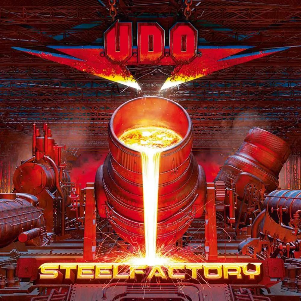 Review U D O Quot Steelfactory Quot 187 Metal Wani