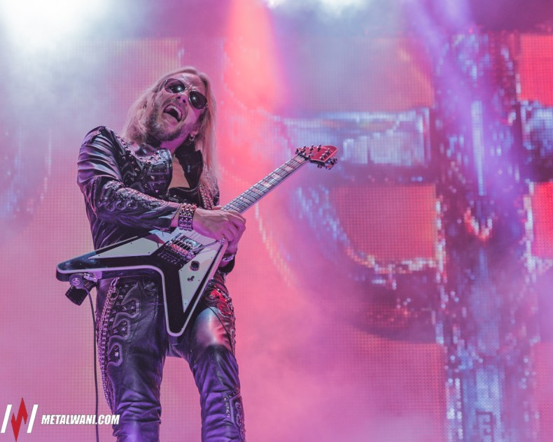 Judaspriest10 - JUDAS PRIEST's Richie Faulkner Calls KK Downing's Clone Comments 'Fairly Narrow-Minded'