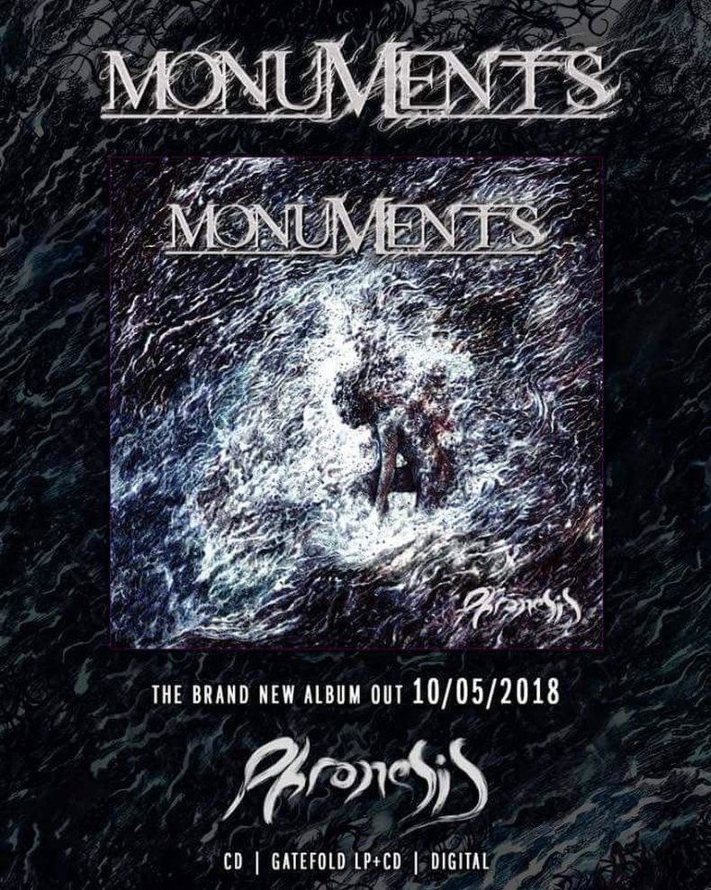 """Phronesis - REVIEW: MONUMENTS - """"Phronesis"""""""