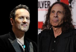 Vivian Campbell Ronnie James Dio - Vivian Campbell Reveals Why He Didn't Consider DIO A Credible Part Of His Legacy
