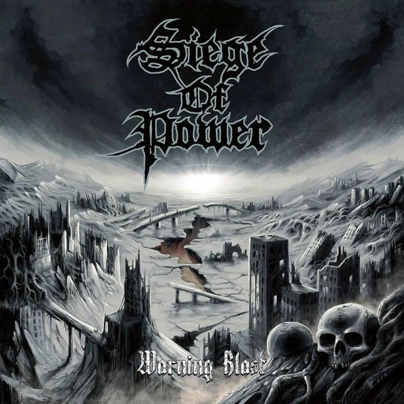 "Warning Blast - REVIEW: SIEGE OF POWER - ""Warning Blast"""