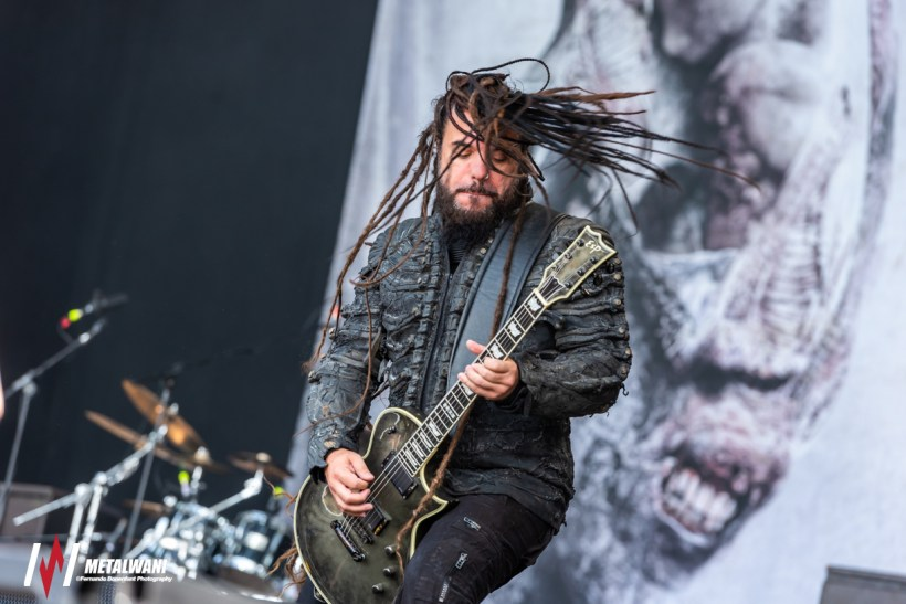 bloodstock day 2  28 - FESTIVAL REVIEW: BLOODSTOCK OPEN AIR 2018 Live at Walton-on-Trent, Derbyshire, UK – Day 2 (Saturday)